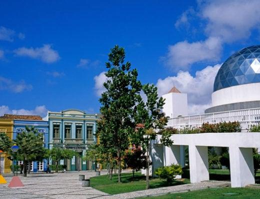 Aprecie arte, músicas e outras atrações no Centro cultural Dragão do Mar