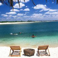 Paraíso de Jeri - a bela praia