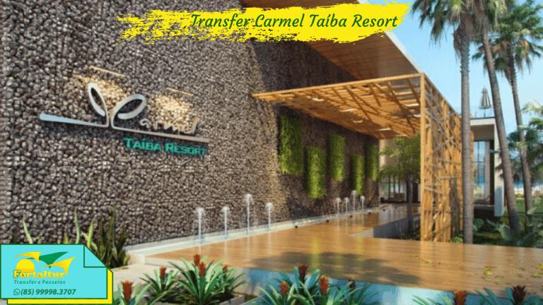 Transfer Carmel Taíba Resort