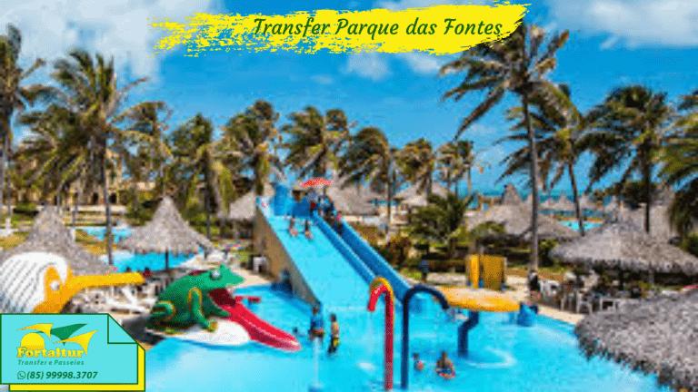 Transfer Parque das Fontes Hotel