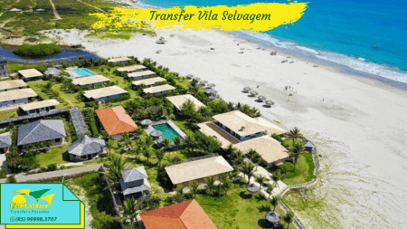 Transfer Hotel Vila Selvagem