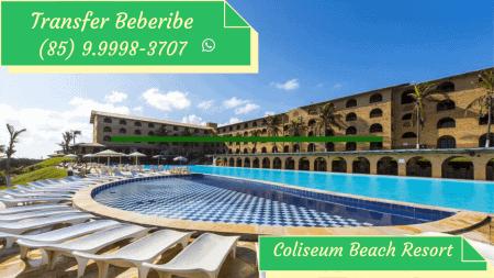 Transfer Coliseum Beach Resort