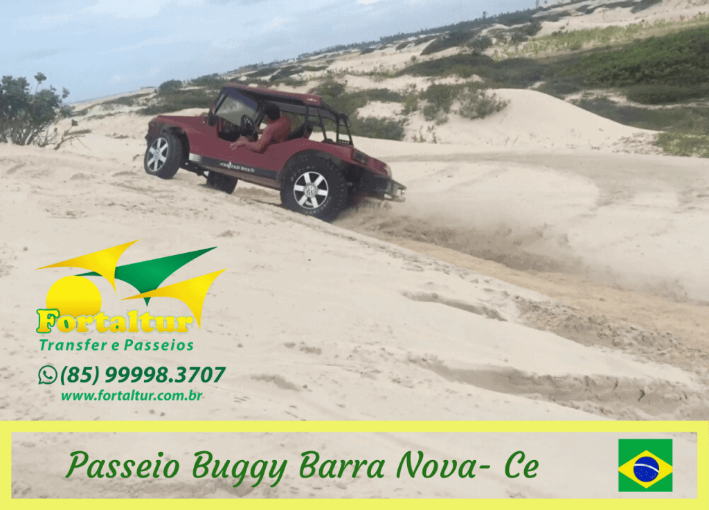 passeio buggy barra nova