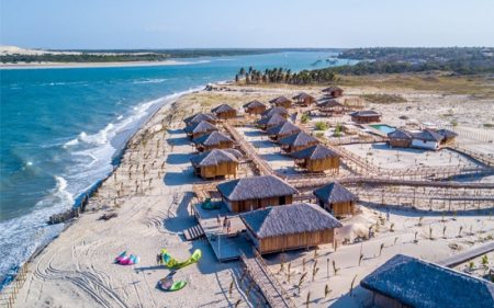 Jaguaribe Lodge Kite - Fortim