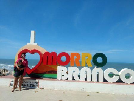 Letreiro de Morro Branco