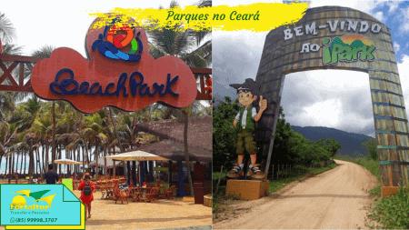 Parques no Ceará