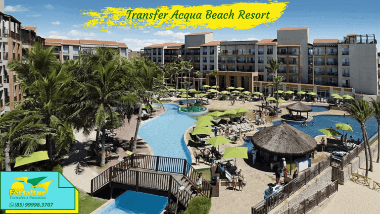 Transfer Acqua Beach Resort