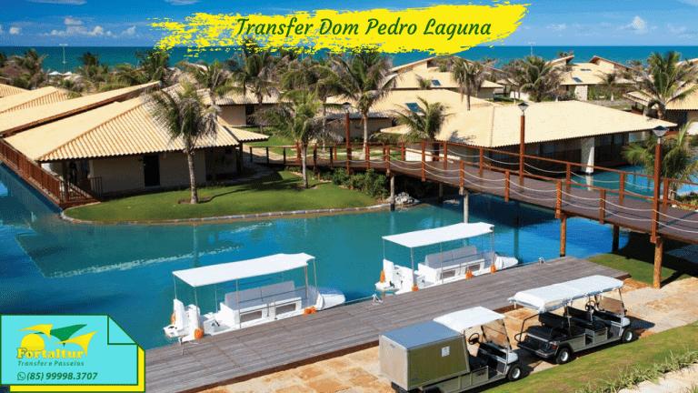 Transfer Dom Pedro Laguna