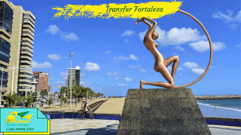 Transfer em Fortaleza