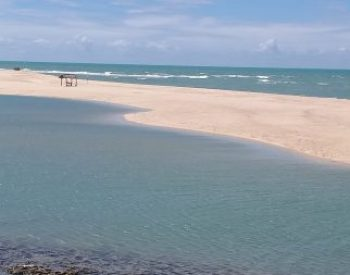 Piscinas naturais praia de barra nova