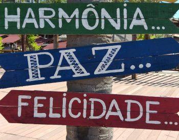Placas em Lagoinha