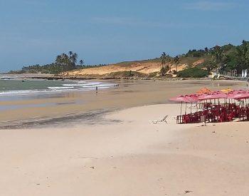 areia praia de lagoinha
