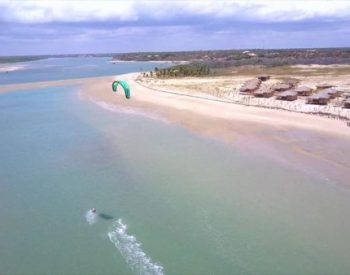 Praia de Canoé - Fortim