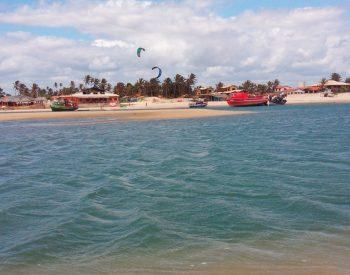 Barra Nova possui diversas piscinas naturais.