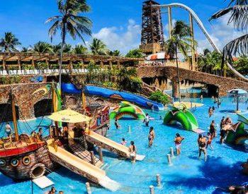 Atrações incríveis no Acqua Park para a criançada
