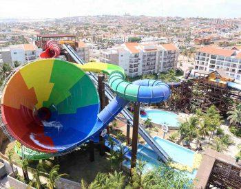Beach Park e seus resorts