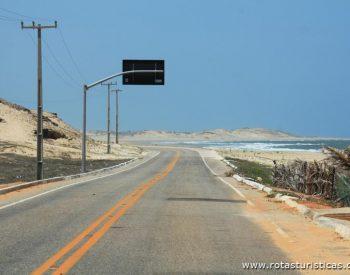 Estrada de Flexeiras para Mundaú
