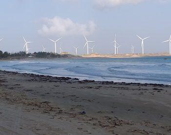 Energia Éolica em Icaraí de Amontada