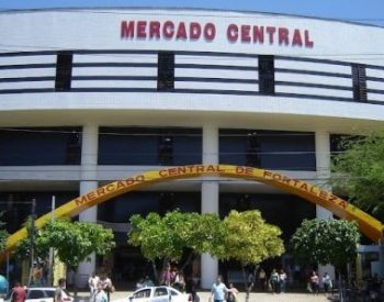 Mercado Central - Fachada