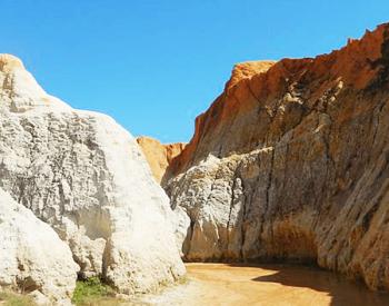 Falésias de Morro Branco