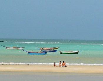Verde mar de Mundaú