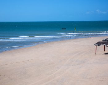 Praia de Paracuru, Ceará