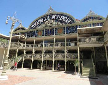 O Elegante Teatro José de Alencar