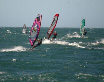 Windsurf em Jeri